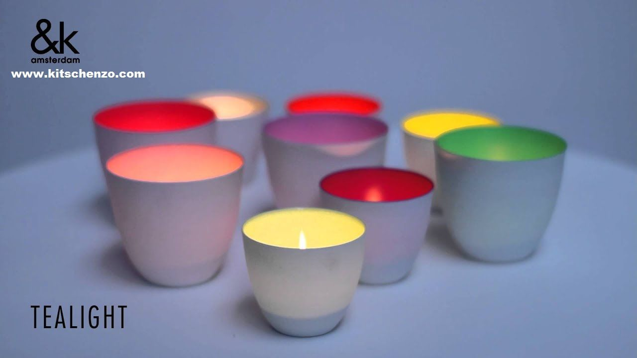 & klevering tealight