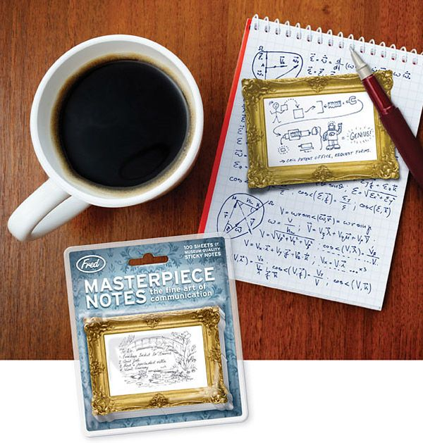 masterpiece sticky notes